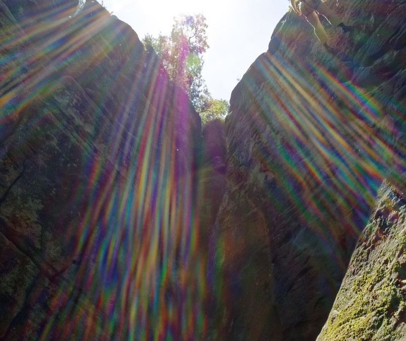 Wasserfall am Drei-Kaiser-Stuhl
