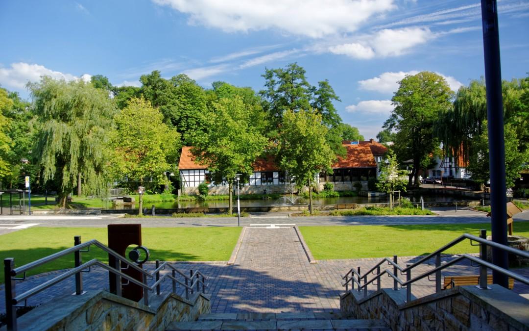 Heinrich Lienkamp Platz in Brochterbeck