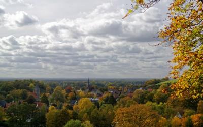 Brochterbeck im Herbst