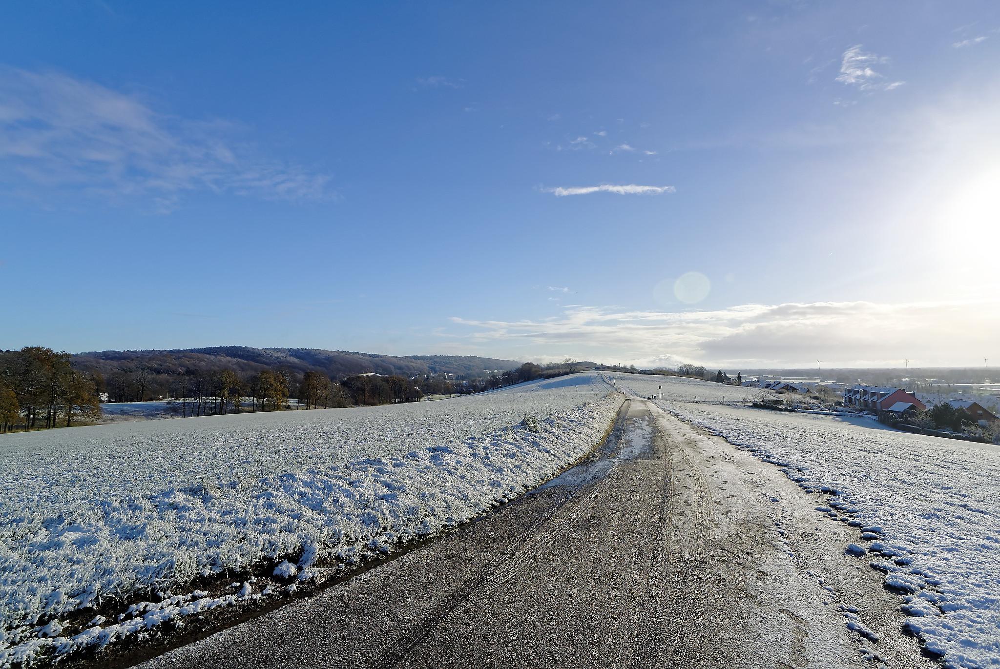 Schnee Brochterbeck